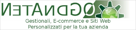 E-Commerce e gestionali